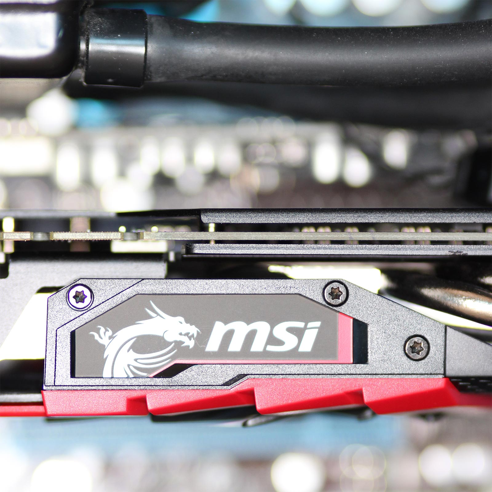 MSI graphic card photo