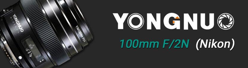 Banner YN100mm F2N