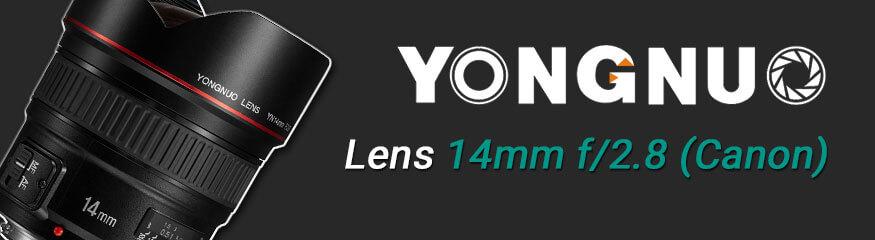 Banner YN14mm F/2.8
