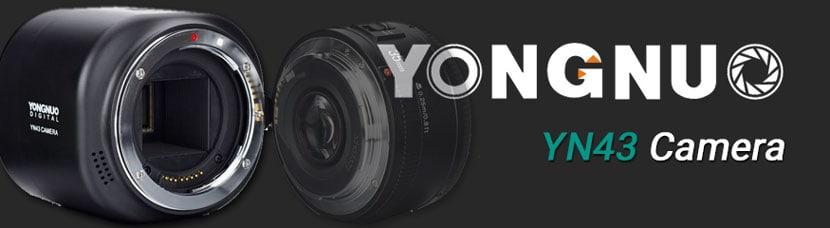 Banner YN43 Camera