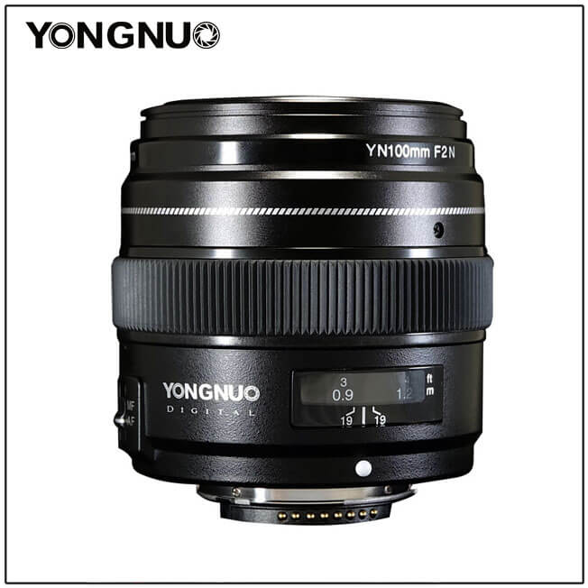 Yongnuo 100mm f/2N - visual 1