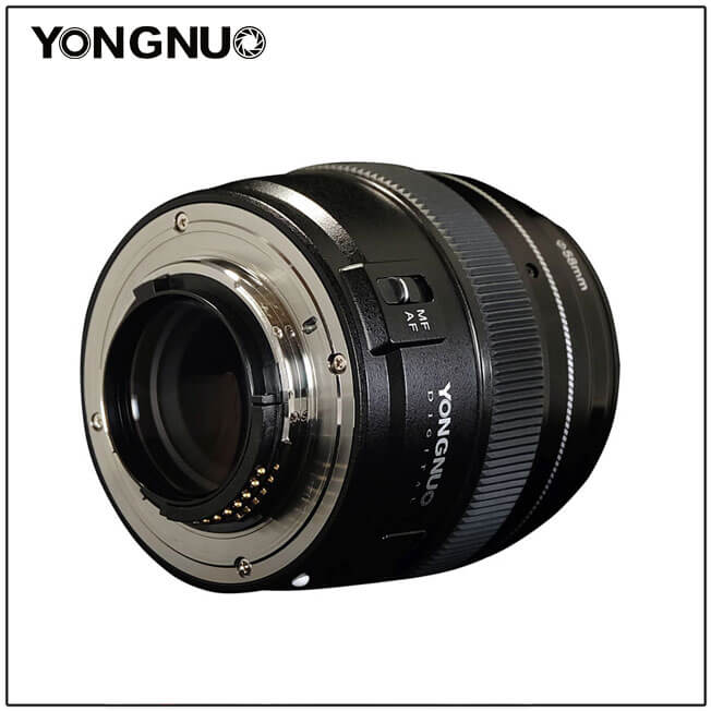 Yongnuo 100mm f/2N - visual 2