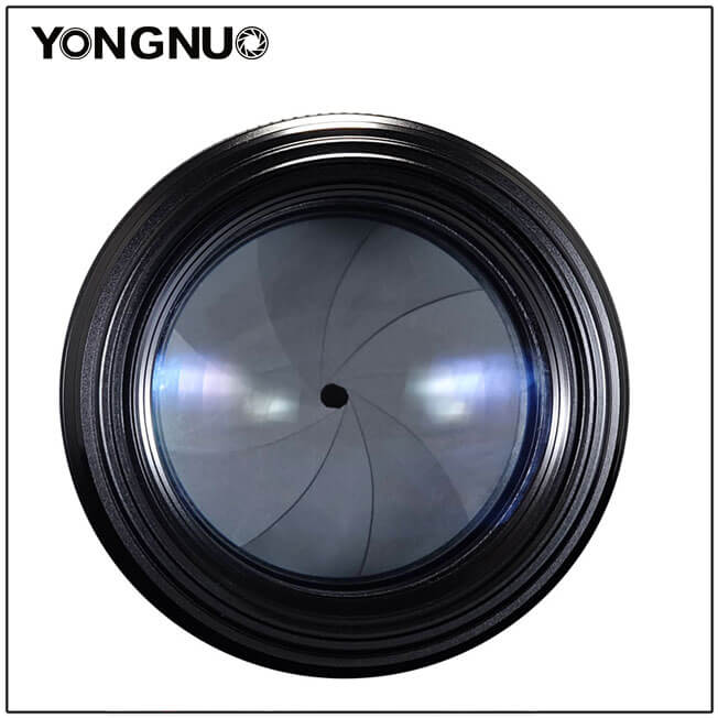 Yongnuo 100mm f/2N - visual 3