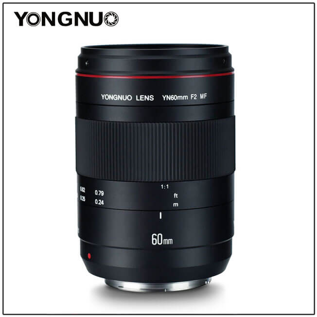 YN60mm F/2 Macro - Visual 1