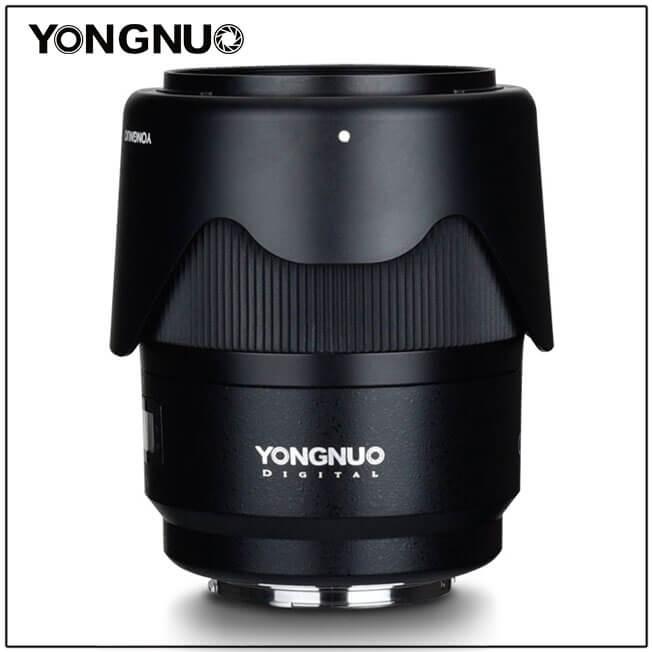Yongnuo 35mm f/1.4 Canon - 4