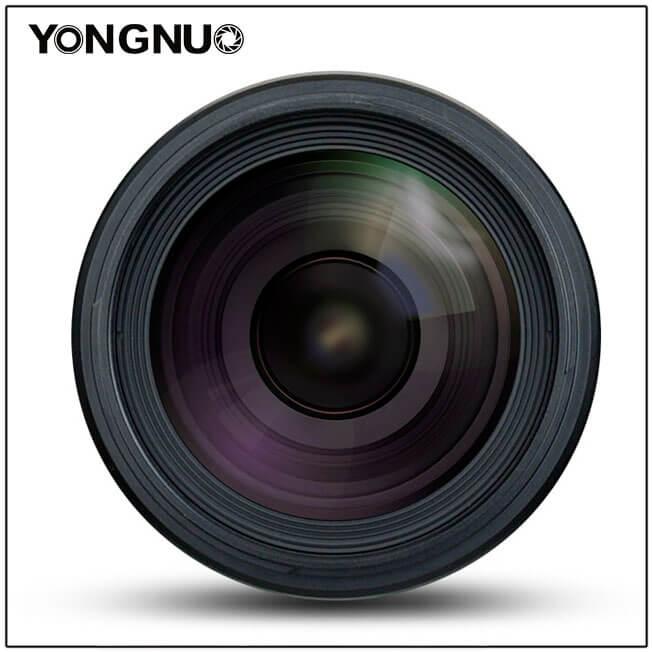 Yongnuo 35mm f/1.4 Canon - 3