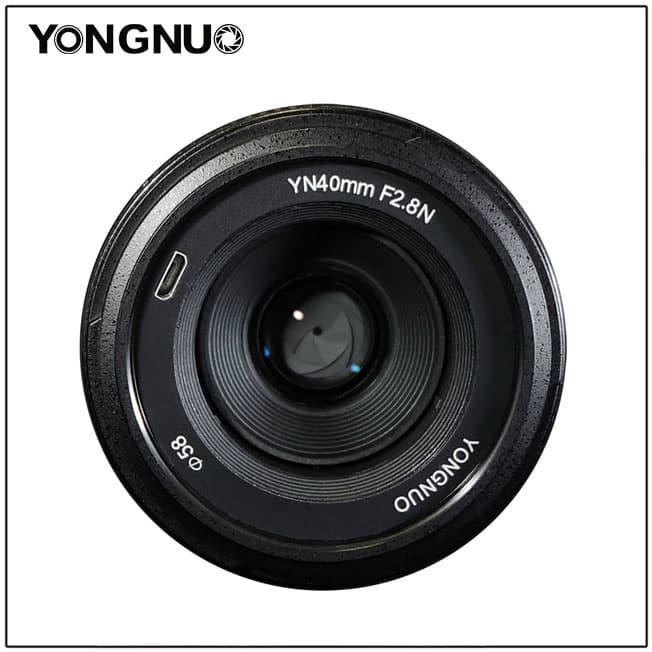 YN40mm f/2.8N -1