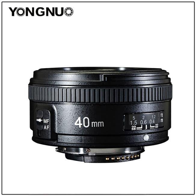 YN40mm f/2.8N -3