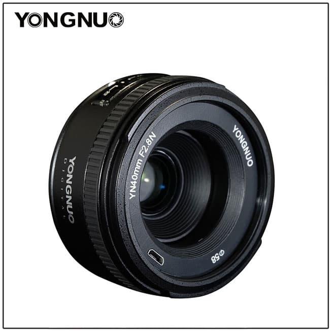 YN40mm f/2.8N -4