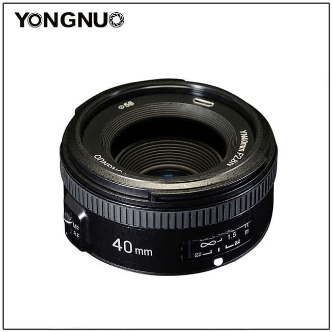 YN40mm f/2.8N -5