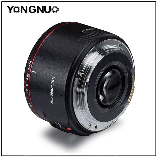 Yongnuo yn50mm f/1.8 II - 1
