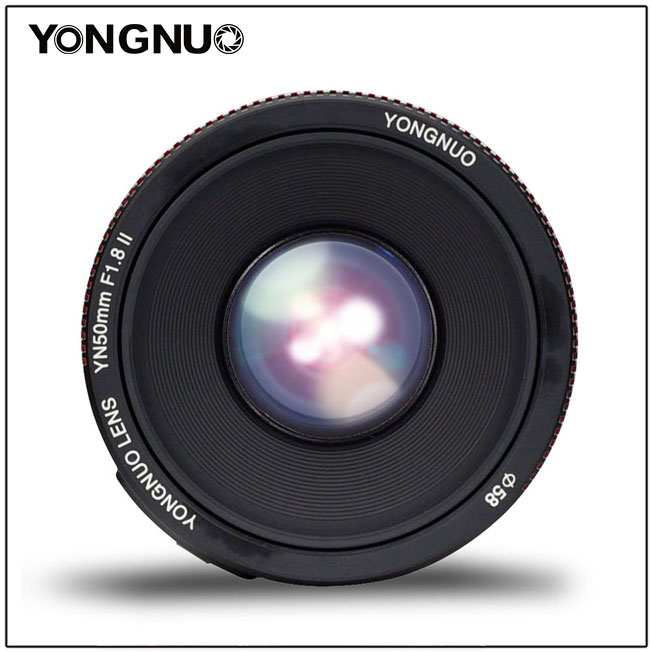 Yongnuo yn50mm f/1.8 II - 4