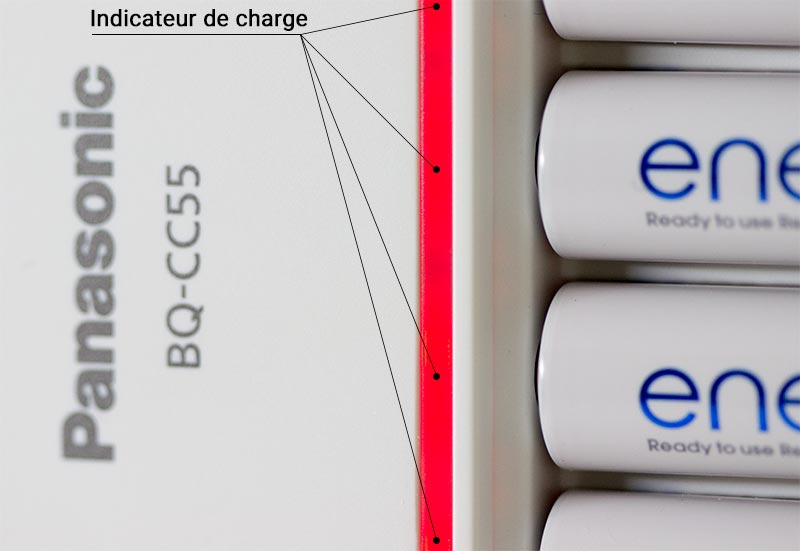 Eneloop Panasonic Charger - 2