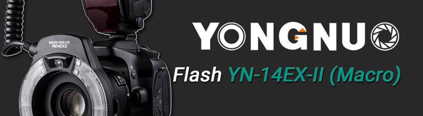 Banner Yongnuo flash YN14EX-II