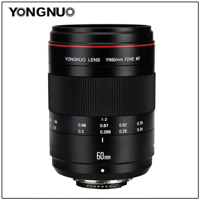 Yongnuo YN60mm F/2 Nikon - 2
