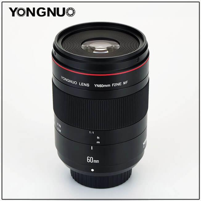 Yongnuo YN60mm F/2 Nikon - 3