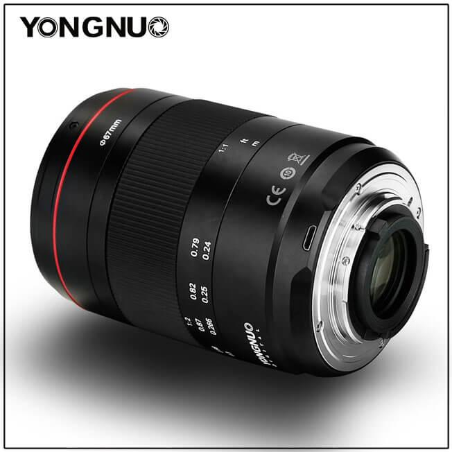 Yongnuo YN60mm F/2 Nikon - 5