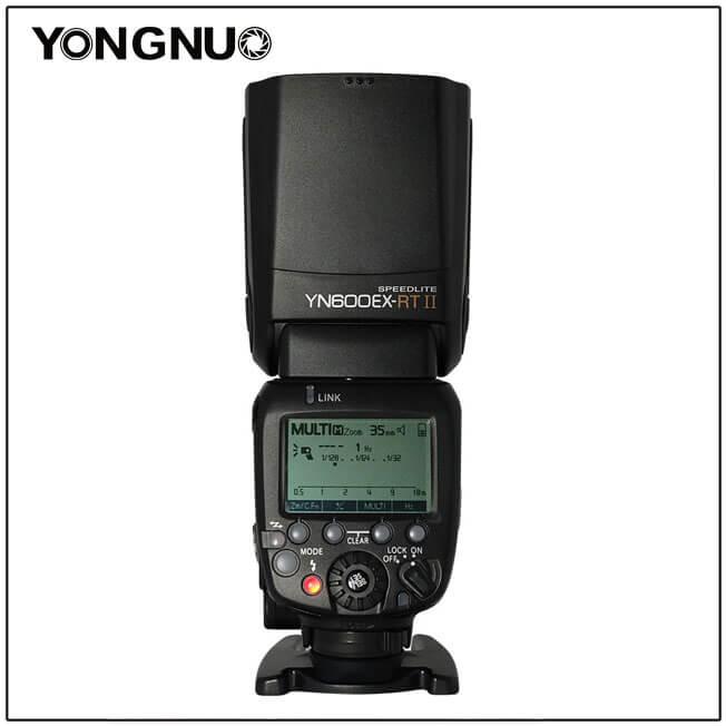 Yongnuo YN600-EX-RT II - 1