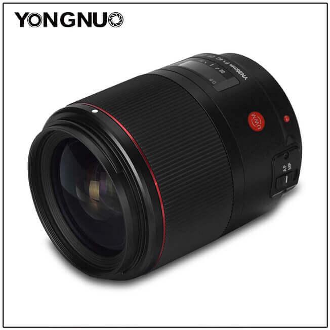 YN35mm F/1.4 DF UWM Canon - 3