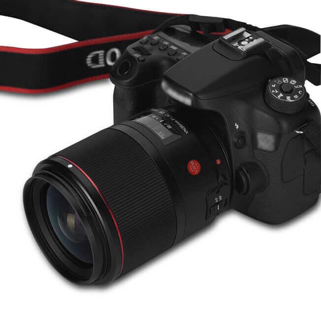 YN35mm F/1.4 DF UWM Canon - 5