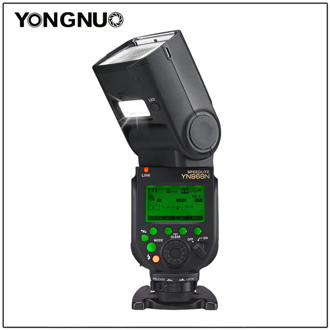 Flash Yongnuo YN-968N - 2