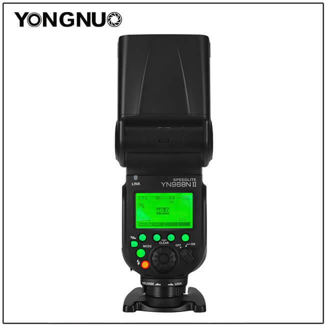 Flash Yongnuo YN968N II - 1