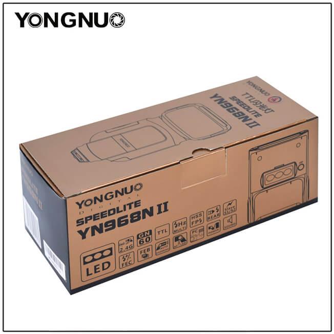 Flash Yongnuo YN968N II - 2